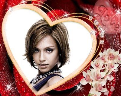 Kärlekshjärta ♥