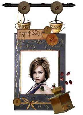 Panneau de café Expresso