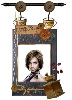 Kahve panosu Expresso