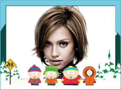 South Park Winter
