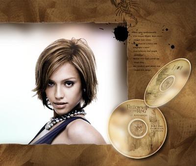 Disque CD Papier