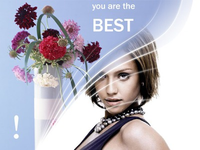 Bouquet de fleurs - You are the best