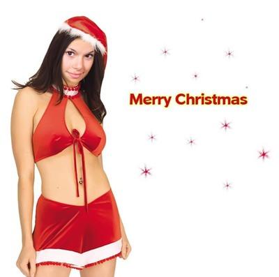 ¡Tú tambien sé sexy para Navidad! Rostro