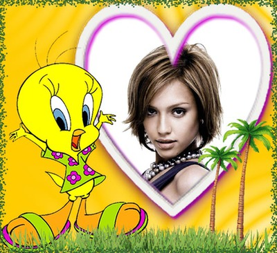 Tweety Heart ♥