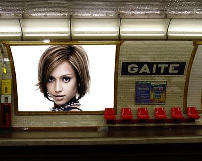Billboard undergroundovej scény