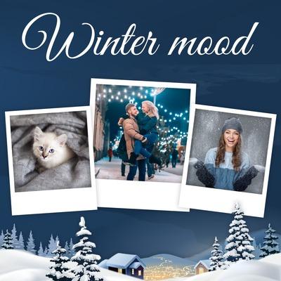 Vinter collage