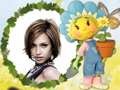 Dziecko do Fifi i Flowertots