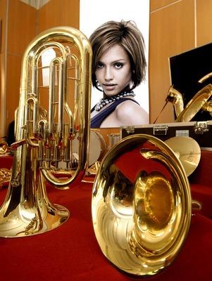 Trumpet Tabell Scene