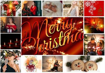 Colaje Navidad