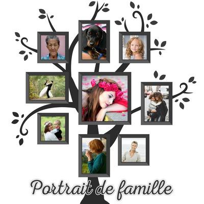 Drzewo genealogiczne 9 zdjęć