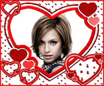 Κόκκινη καρδιά ♥