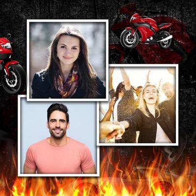 Collage auto-moto