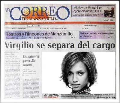 Journal Espagnol