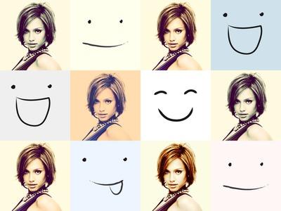 Smiley 6 fotografias