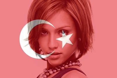 Turkijos vėliava Turkija