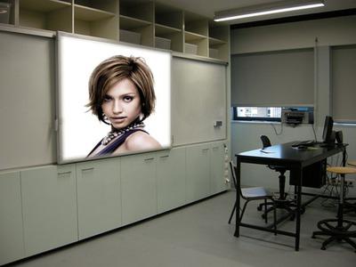 Scena dello schermo del desktop