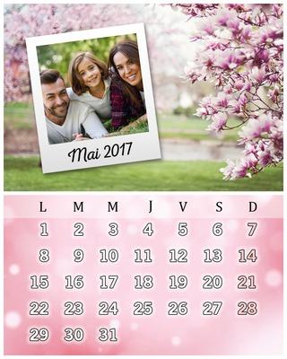Mai 2017 Kalender