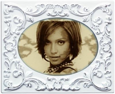 Aged Photo Molding Frame