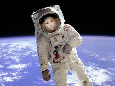 Αστροναύτης κοσμοναύτης Space