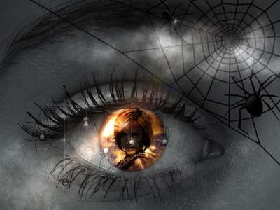 Eye Halloween bangungot