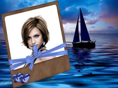 Πλοίο στη θάλασσα