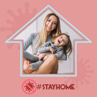 Μείνε σπίτι
