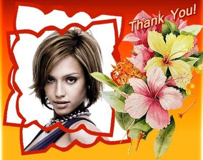 Ευχαριστώ τριαντάφυλλα