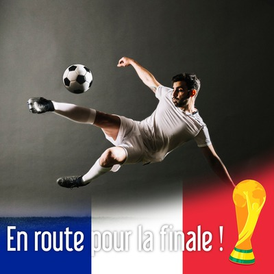 Supporter France / Belgique
