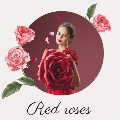 Κόκκινα τριαντάφυλλα