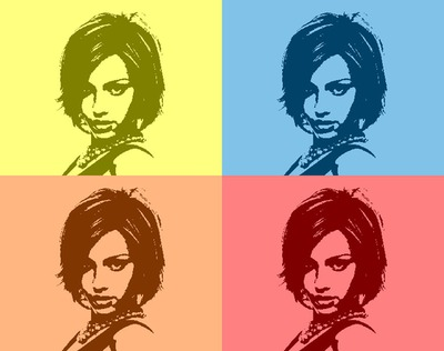 Popart Andy Warhol