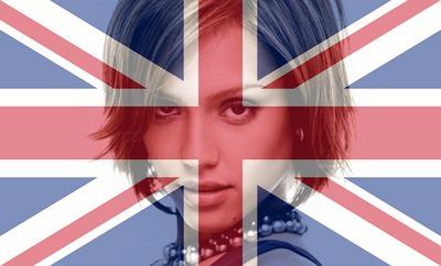 Drapeau Royaume-Uni Grande-Bretagne Anglais