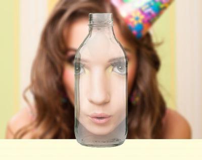Odraz vo fľaši