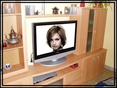 LCD екран с плосък екран