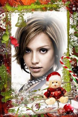 Jul plysch Barn