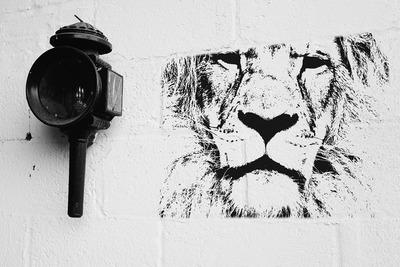 Шаблон на стена