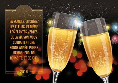 Evas Eve Happy New Year