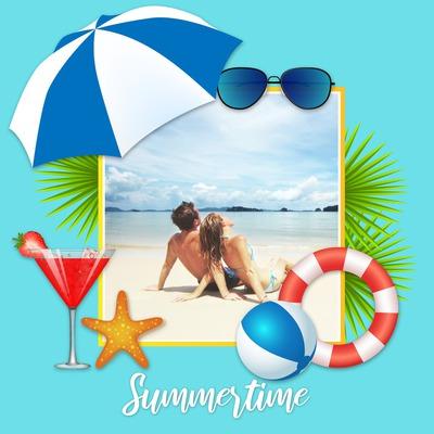 Liburan musim panas