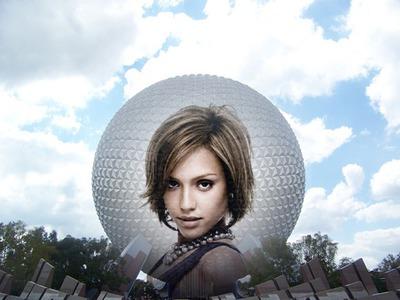 Scène Sphère