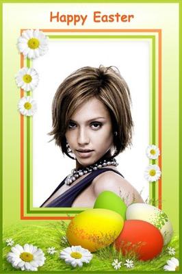Spring Easter egg