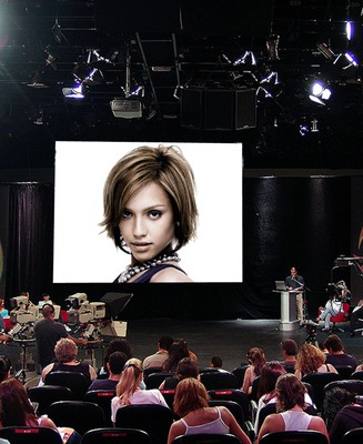 Scene Widescreen Conference