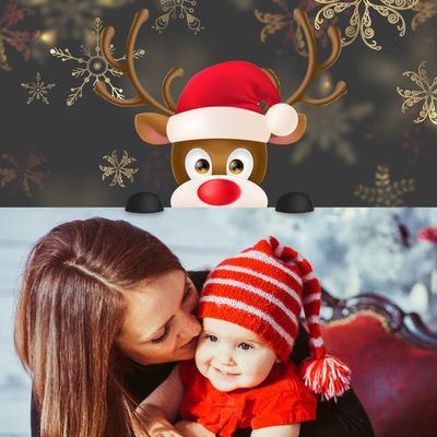 rena do Natal