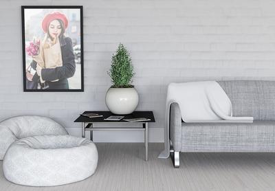 Appartamento minimalista
