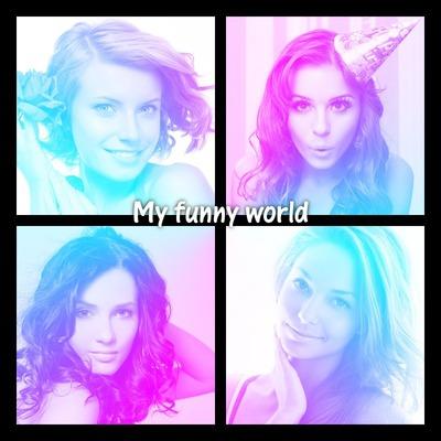 Min morsomme verden