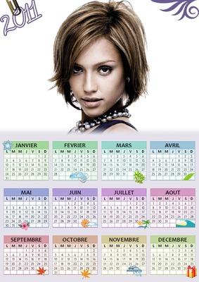 2011 naptár