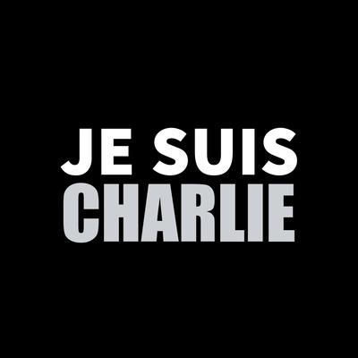 Je Suis Charlie personnalisable