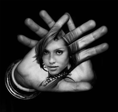 Udseende i hænderne