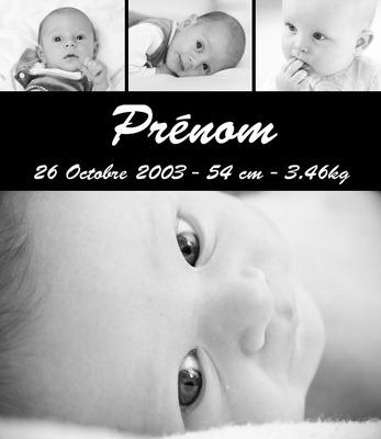 Syntymäilmoitus