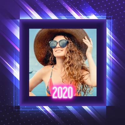 Photo Montage 2020 New Year Pixiz