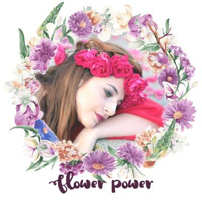 Корона от цветя