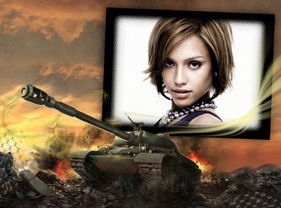 Guerre Tank